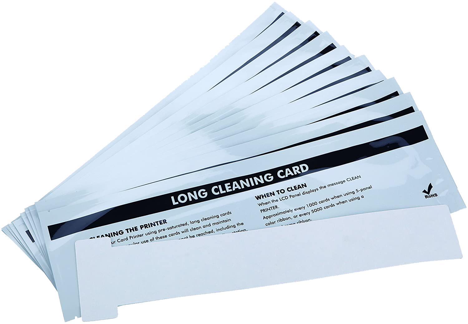 Cleaning Card
